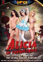 Alicia en pornolandia