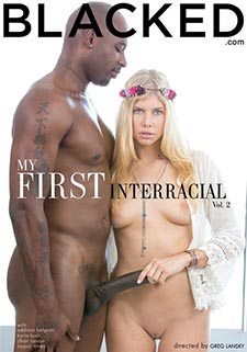My First Interracial Vol. 2-BLACKED
