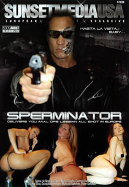 Sperminator / Terminator  Parodia xXx Español