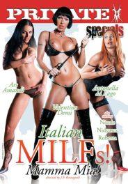 Private Specials 34 – Italian MILFs- Mamma Mia