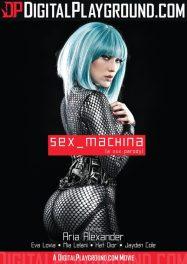 Sex Machina: A XXX Parody