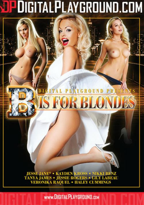 B Is For Blondes