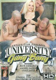 University Gang Bang 2