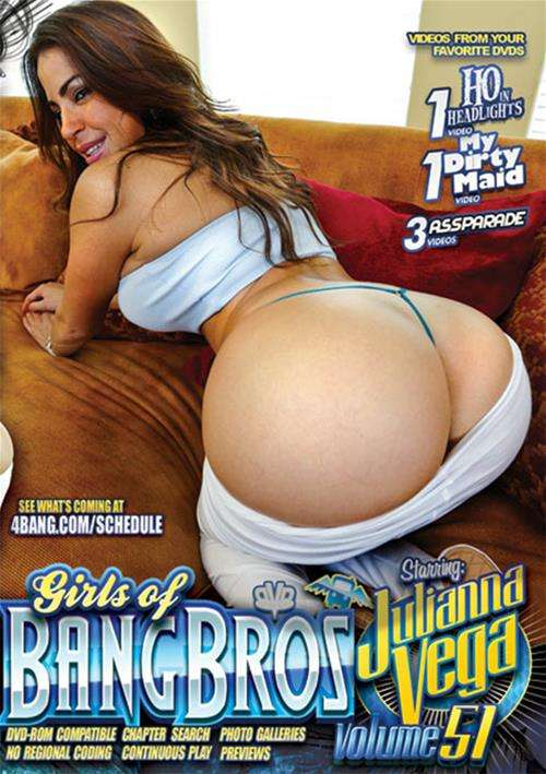Girls Of Bangbros Vol. 51: Julianna Vega