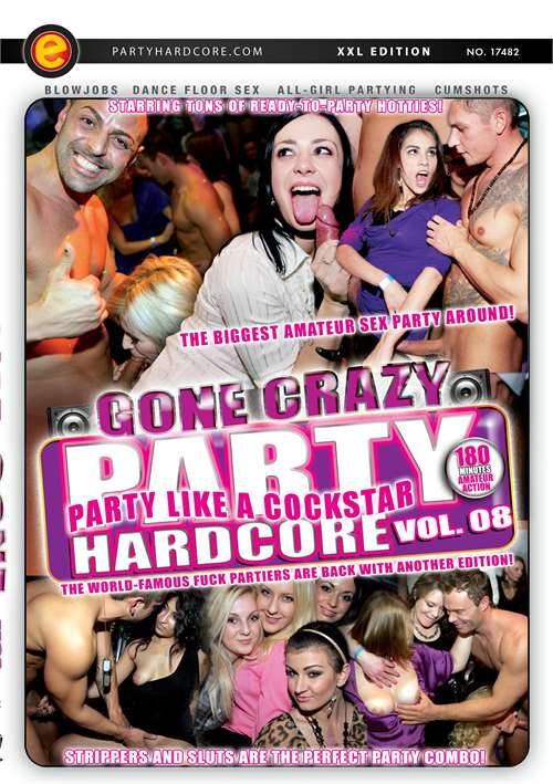 Party Hardcore Gone Crazy Vol. 8