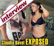 La Interview de Claudia,Claudia Bavel