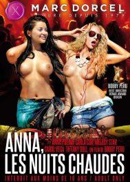 Las noches calientes de Anna