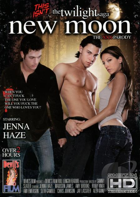 This Isnt The Twilight Saga New Moon: The XXX Parody