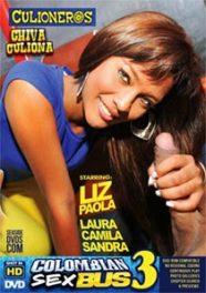 Colombian Sex Bus 3 [Culioneros]