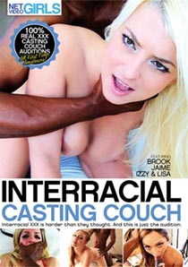 Interracial Casting Couch [NetVideoGirls]