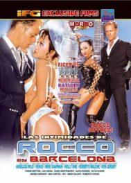 Las intimidades de Rocco en Barcelona