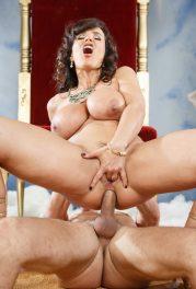 La Diosa de la Verga Grande (Lisa Ann)