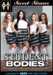 Estudiantes experimentan con su cuerpo
