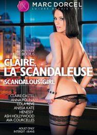 Claire, la scandaleuse
