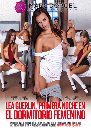 Lea Guerlin primera noche en el dormitorio femenino