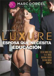 Luxure: Epouse a eduquer